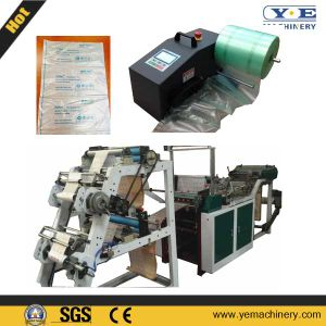 Inflatable Air Cushion Rolling Bag Making Machinery for Anti-Shock Package pictures & photos