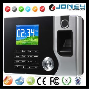 2.4 Inch TFT Display P2p RFID Reader Fingerprint Biometric Time Attendance pictures & photos