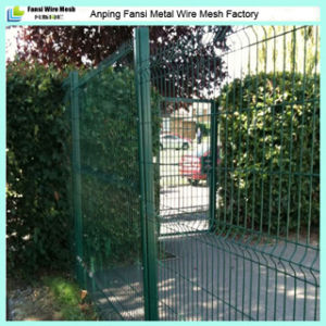 PVC/Powder Coated Welded Wire Mesh Fence/Welded Wire Fence Factory Price pictures & photos