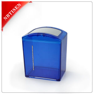 Classic Acrylic/Plastic Crystal Trash Bin