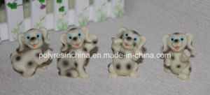 Polyresin Mini Dog Gifts, Resin Miniature Dog Statue pictures & photos