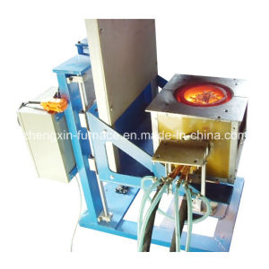 30kgs Mf Silver Melting Furnace pictures & photos
