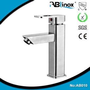 Bathroom Faucet, Basin Mixer Tap, Stainless Steel Basin Faucet (AB010)