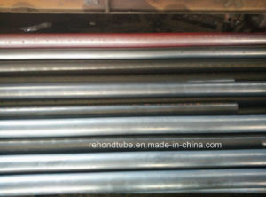 Black Annealed Seamless Precision Steel Pipe pictures & photos