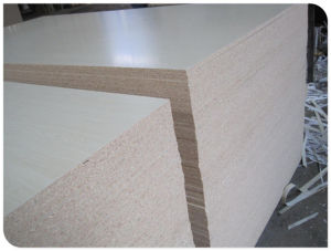 12mm/15mm/18mm Plain Particle Board Manufacturer pictures & photos
