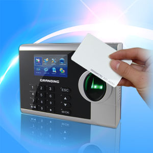 Fingerprint Time Attendance Recorder with Webserver Browser Function (3000T-C) pictures & photos