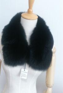 Natural Fur Collar Es1503-14 pictures & photos