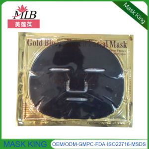 GMP Certificate Black Mud Moisturizing Skin Care Facial Mask pictures & photos