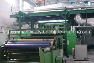 New Technology 1.6m SMS Polypropylene Spunbond Fabric Equipment pictures & photos