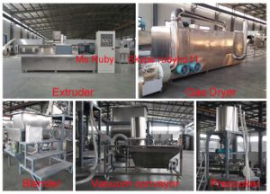 Industrial Automatic Corn Flakes Plant pictures & photos