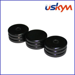 C1 Ceramic Disc Polished Magnets (D-002) pictures & photos