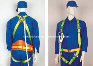 Full Body Fall Protection Safety Harness QS001 pictures & photos