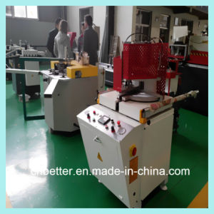 PVC Window Profile Welding Machine with Variable Angle Welding pictures & photos