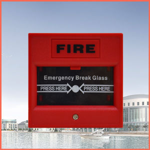 Break Glass Fire Alarm Call Point pictures & photos