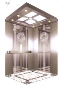 Gearless Passenger Elevator with Vvvf for Residential, Commercial, Hospital, Hotel