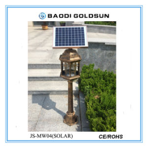 2016 Solar Mosquito Insect Trap Light Killer Repeller Outdoor pictures & photos