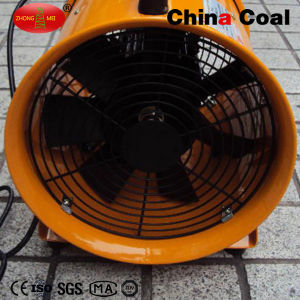 36V/110V/220V/380V AC Small Mobile Portable Marine Axial Flow Blower Fan pictures & photos