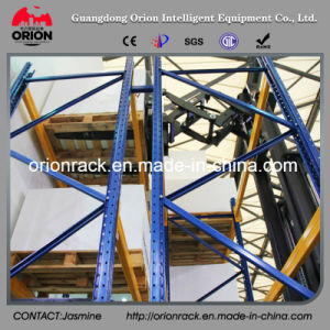 Double Deep Warehouse Display Rack Shelf pictures & photos