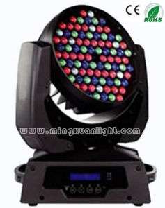 Stage Lighting RGBW 108X3w LED Moving Head Wash pictures & photos