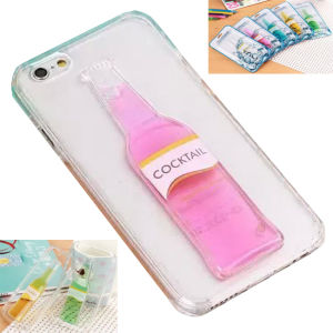 New Fashion Funky PC Cocktail Bottle Phone Case for iPhone 6 pictures & photos