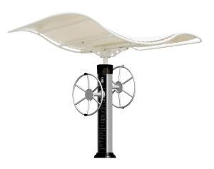 Nscc Arm Wheel Outdoor Fitness Equipment pictures & photos