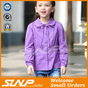 Wholesale Girls Kids Clothing Shirts for Spring/Autumn