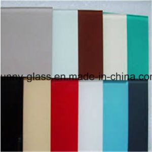 3mm-6mm Color Painted Glass for Decoration / Building Glass pictures & photos