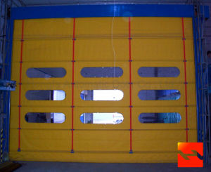 Clean Room High Speed Stacked Door Manufacturer (HF-2009) pictures & photos