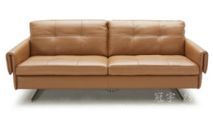 Decorative Leather 100% Polyester Suede Fabric for Furnitures Covers pictures & photos