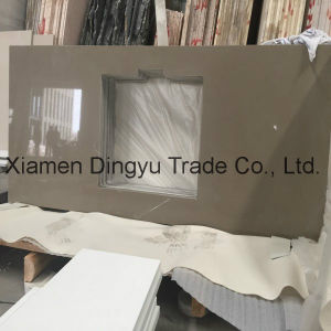 Black Grey White Crystal Green Red Sparkles Artificial Quartz Stone Slabs Countertops Vanity Tops Producer pictures & photos