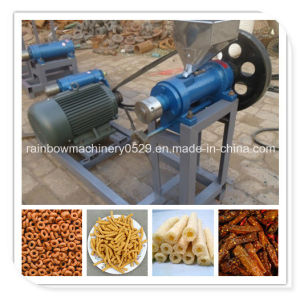 Multifunction Corn Snack Extruding Machine