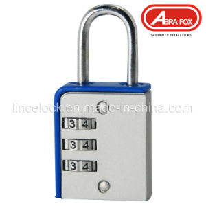 Zinc Alloy Combination Padlock (510) pictures & photos