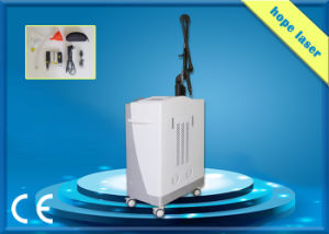 1064nm/532nm ND YAG Laser, Picosecond Laser All Colour Tattoo Removal Machine pictures & photos