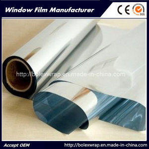 Hot Sell! ! ! Reflective Building Film; Reflective Silver pictures & photos
