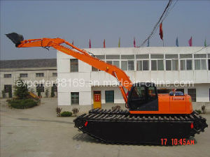 Amphibious excavator(220) pictures & photos
