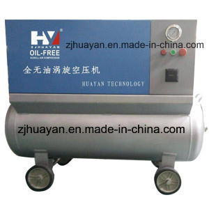 Scroll Type Oilless Air Compressor