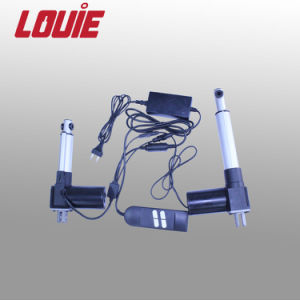 Metal Handset for Two Linear Actuator pictures & photos