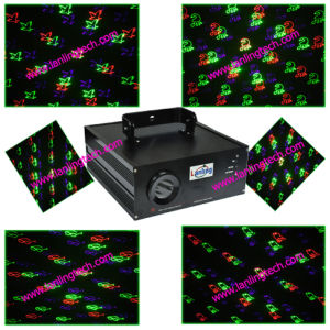 RGB Cartoon Laser Light Twinkling Stage Lighting pictures & photos