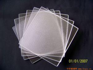 Low Iron Pattern Glass