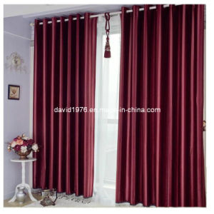 Smooth Stripe Thermal Insulated Blackout Panel/Curtain (SZSMEBP010)