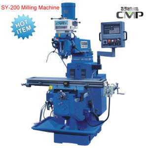High Quality Milling Machine (SY-200)