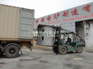 Electric Induction Medium Frequency Furnace pictures & photos