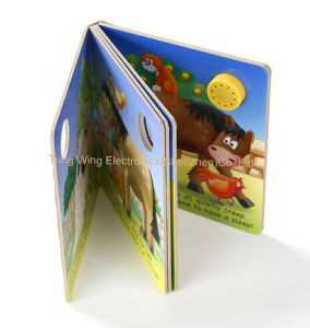 Hot Sale Children Sound Story Book with Sound Module pictures & photos