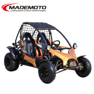 off-Road 2 Seater 150cc Go Cart pictures & photos