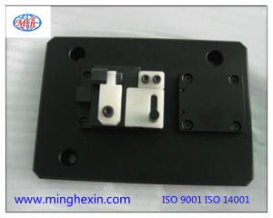 Black Plastic Injection Panel with ISO SGS