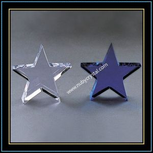 Crystal Star Blank pictures & photos