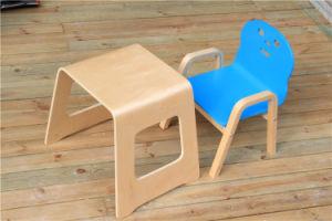 Benjamin Stool Bentwood Stool Children Study Table (M-X1029) pictures & photos