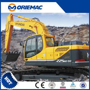 Doosan Crawler Excavator Dh225LC-9 22ton Excavating Machine pictures & photos