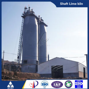 Energy-Saving Lime Calcination Plant Vertical Kiln with 100 Tpd Capacity pictures & photos