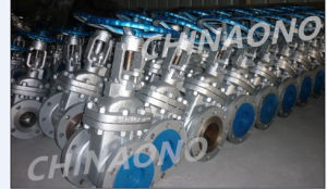 ANSI Wcb/Carbon Steel Gate Valve Flange Z41h 16c pictures & photos